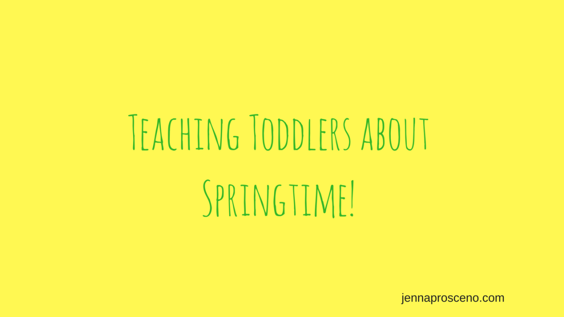 learning-about-springtime